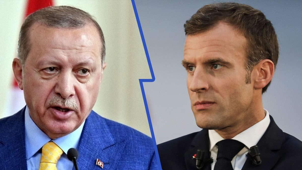 Emmanuel Macron et Recep Tayyip Erdogan : encore une nouvelle passe d'armes entre les deux présidents !