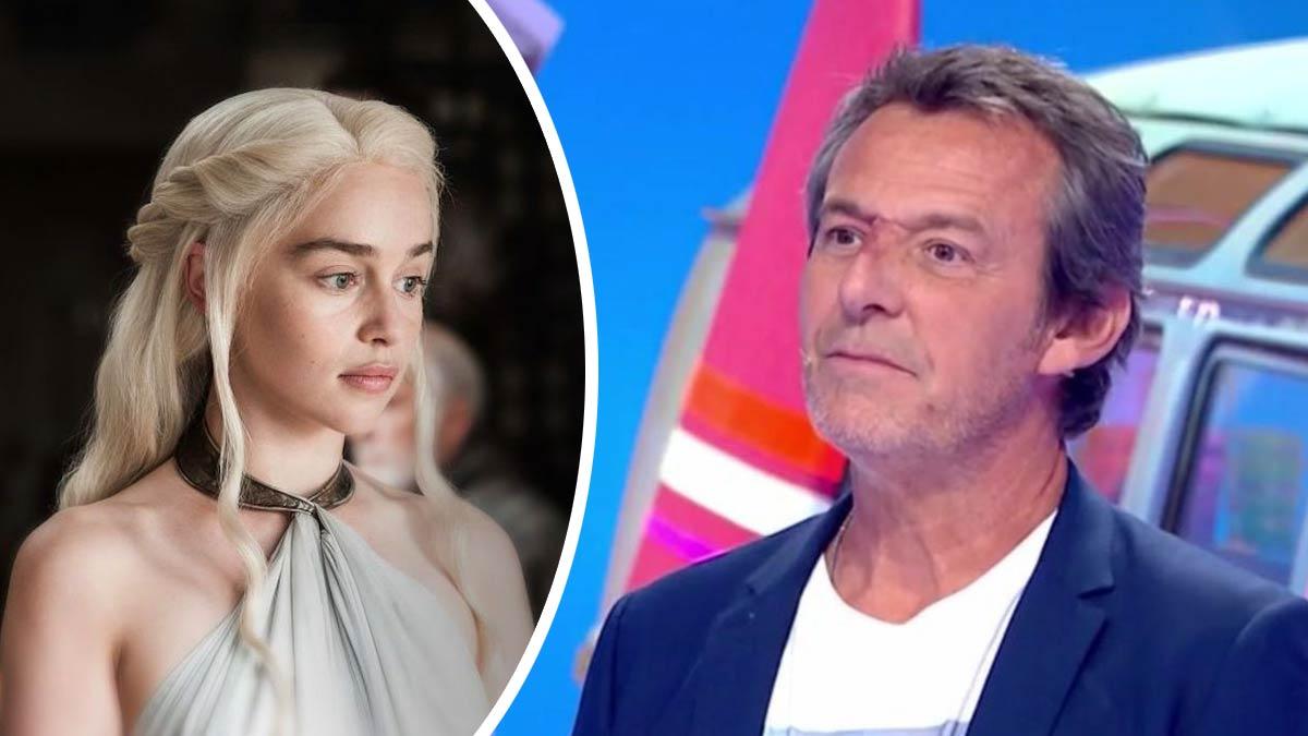 Jean-Luc Reichmann scandalisé par l'énorme révélation concernant Emilia Clarke (Game of Thrones) dans Les 12 Coups de midi !