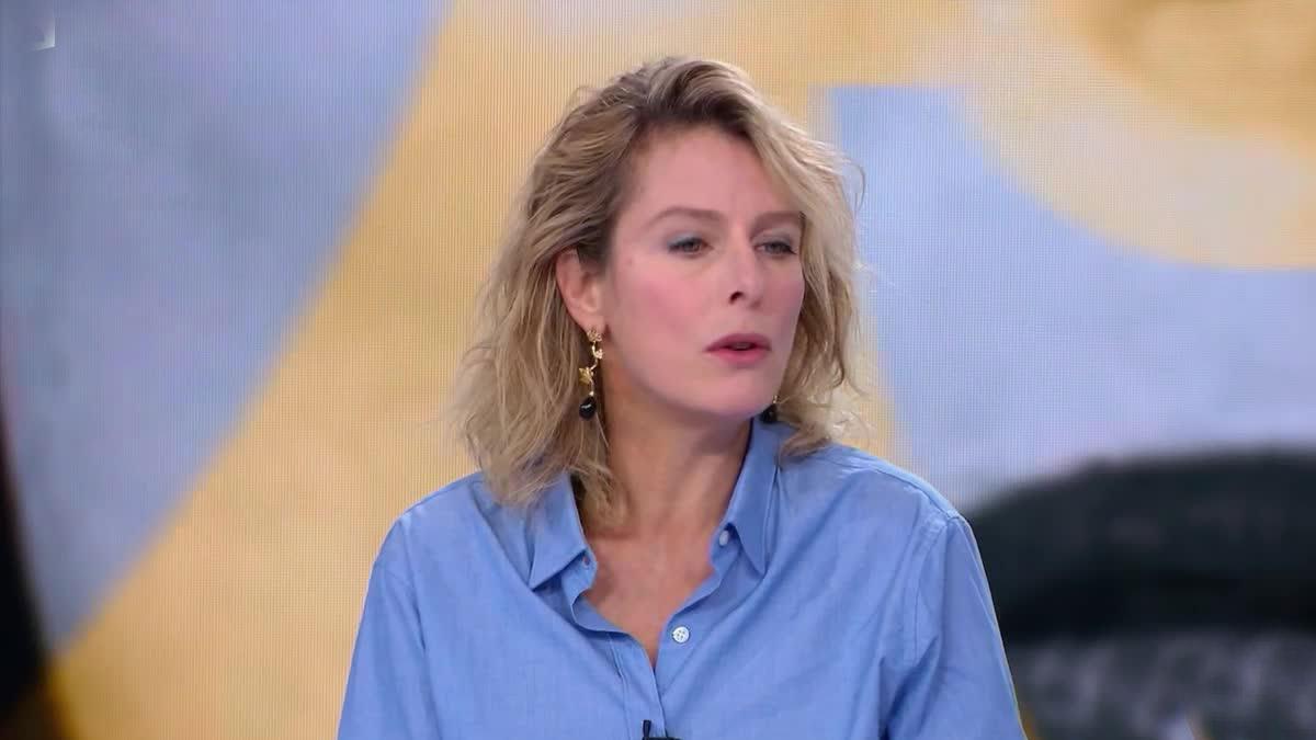 Karin Viard en larmes : ces propos « extrêmement blessants » d'une journaliste.