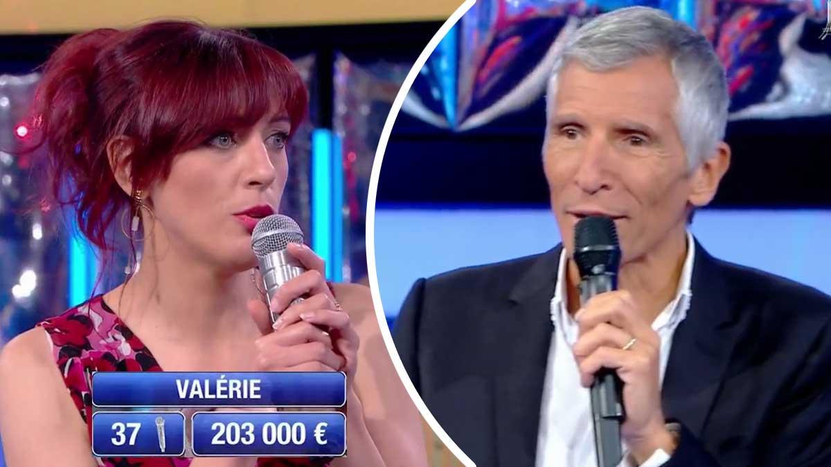 Nagui (NOPLP) : découvrez ce à quoi Valérie compte dépenser ses gains !