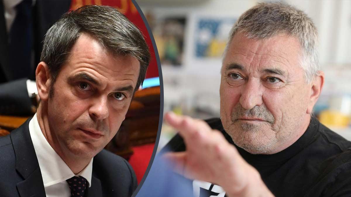"""""""Olivier 'Véreux"""" ! : le Ministre de la santé salement insulté par Jean-Marie Bigard !"""