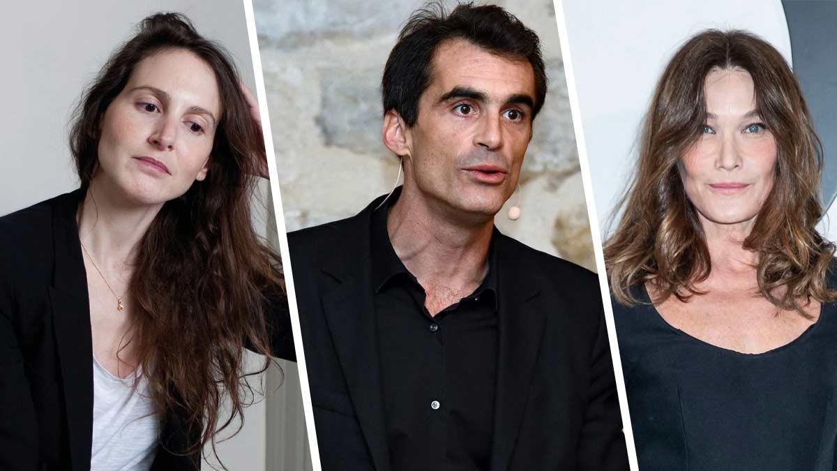 Raphaël Enthoven : cette décision radicale qui a complètement bouleversé la vie de Carla Bruni et de Justine Lévy.