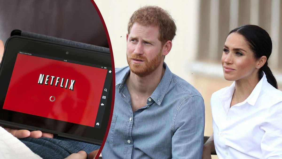Scoop : l'arrivée de Meghan Markle et Harry sur Netflix fait fuir les abonnés !