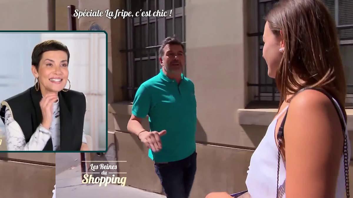 Stéphane Plaza dans Reines du shopping ! Non vous ne rêvez pas !