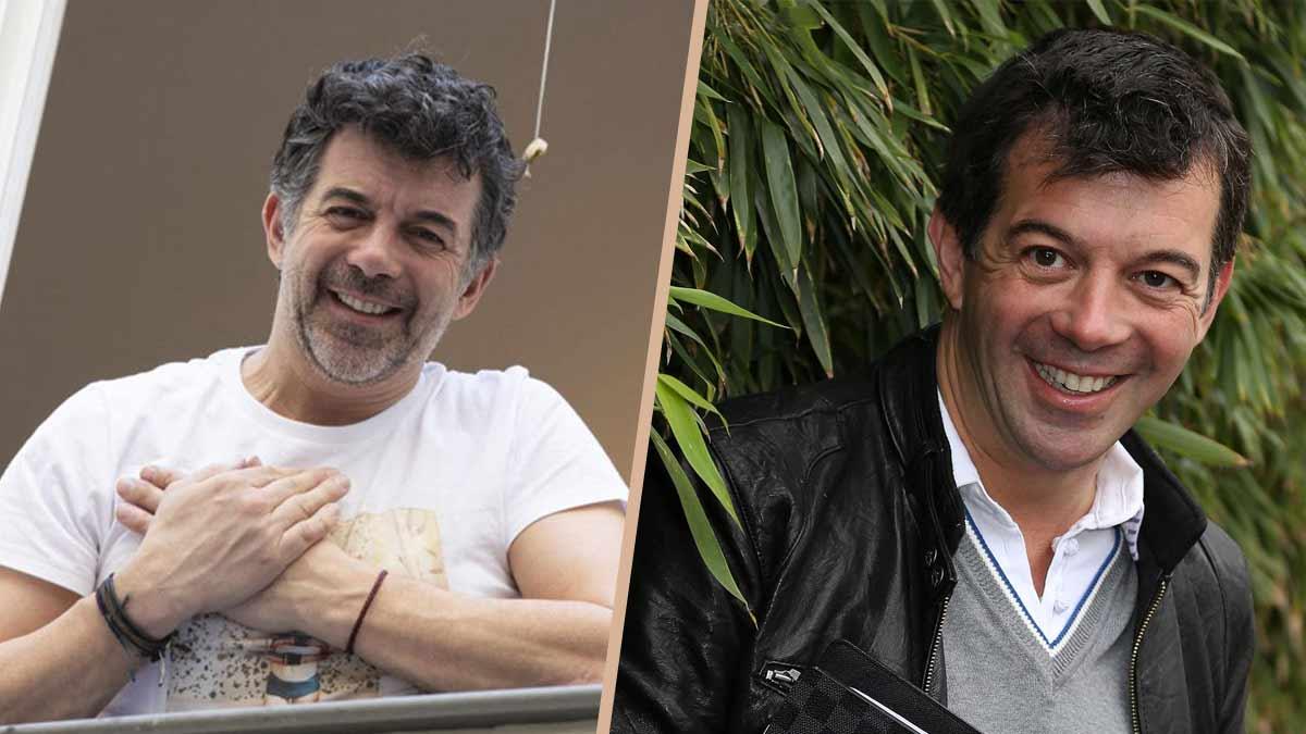 Stéphane Plaza s'affiche complètement nu… pour copier Baptiste Giabiconi !