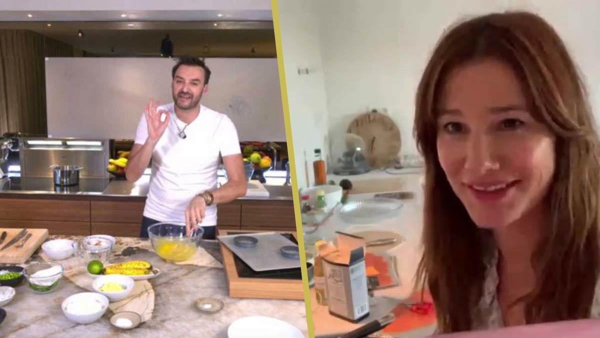 Tous en cuisine : les internautes décontenancés par l'état de la cuisine d'Alice Pol…
