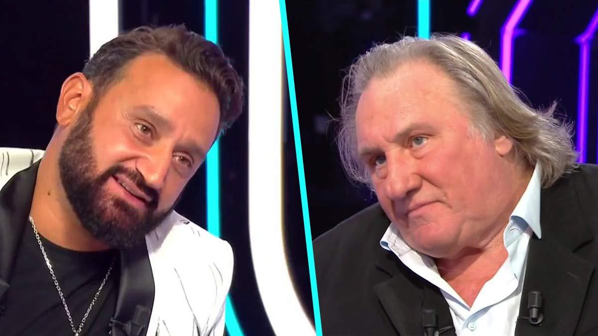 TPMP : cette hallucinante confidence de Gérard Depardieu à Cyril Hanouna !