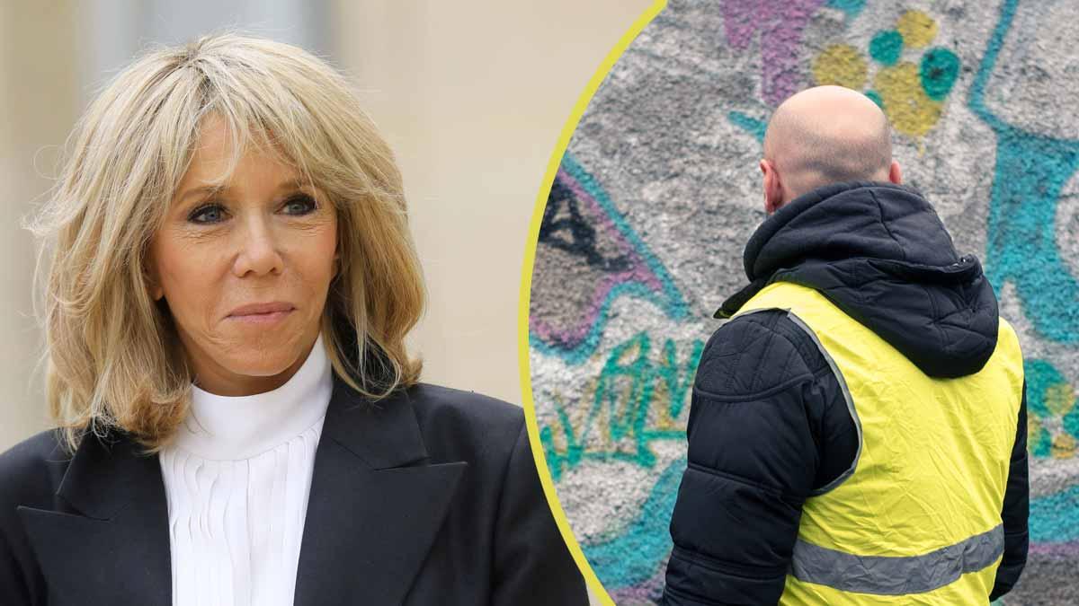 Brigitte Macron au tribunal : cet humiliant échec face à un « gilet jaune » !