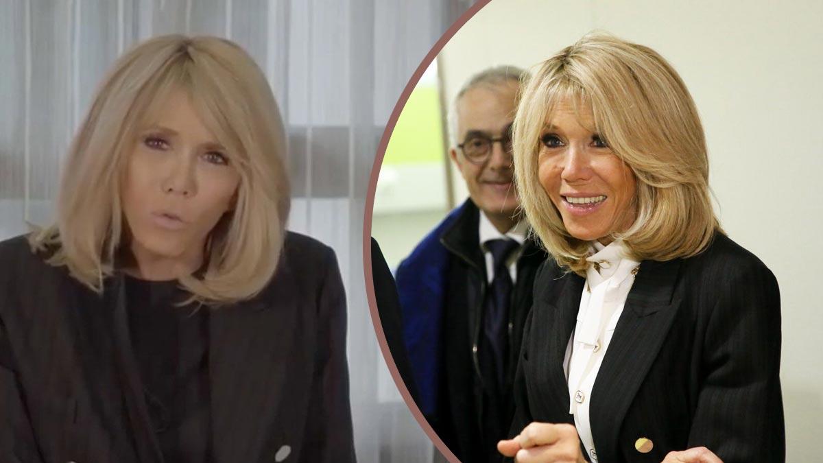 Brigitte Macron : ce projet commun avec un célèbre footballeur.