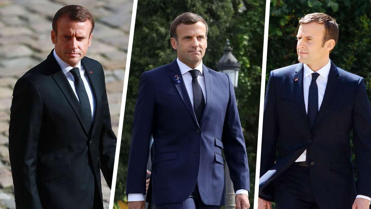 Emmanuel Macron : cette figure emblématique de la télé qui sollicite le même tailleur que le président.