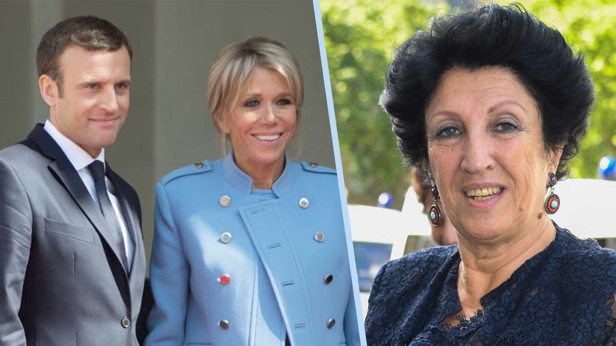 La mère d'Emmanuel Macron : cette menace qu'elle a faite à Brigitte Macron !