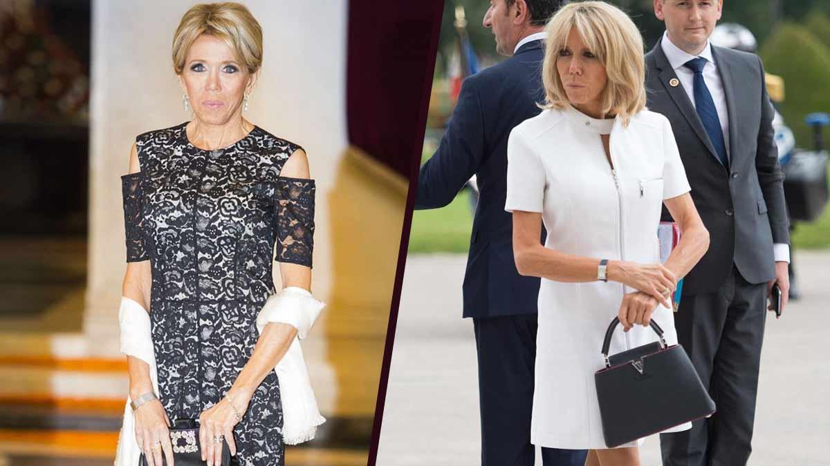 Les tenues hautes coutures de Brigitte Macron : qui règle la facture ?