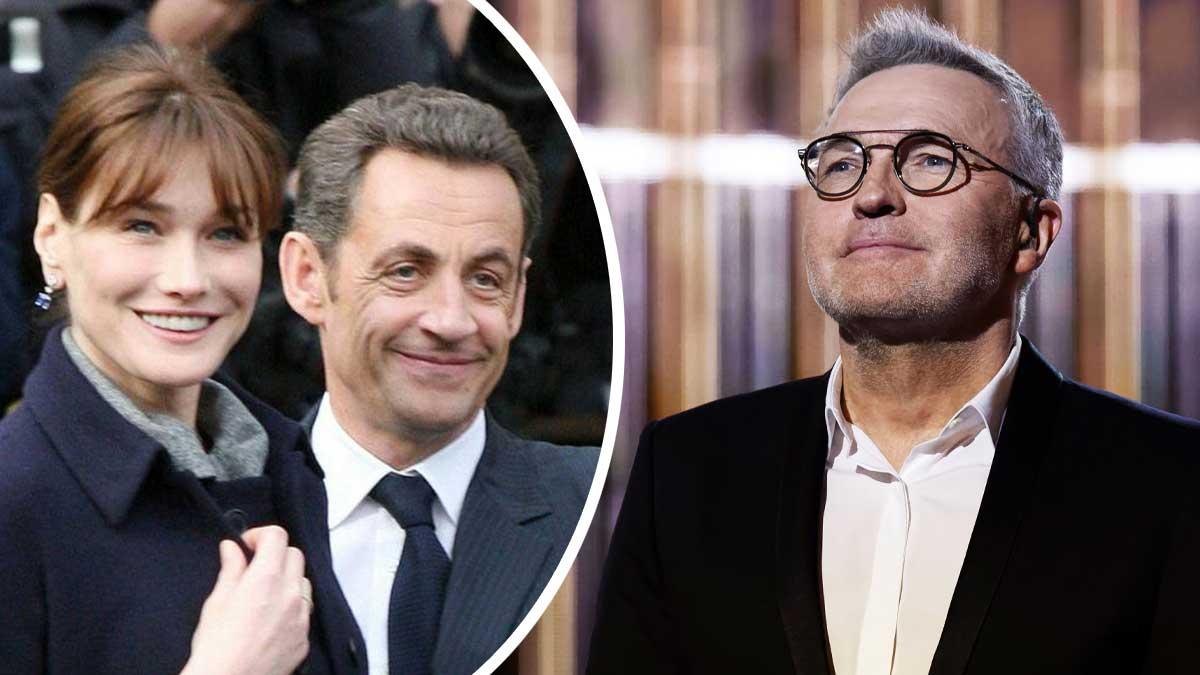 On est en direct : cette belle boulette très coquine de Laurent Ruquier sur Carla Bruni et Nicolas Sarkozy qui a provoqué le fou rire !