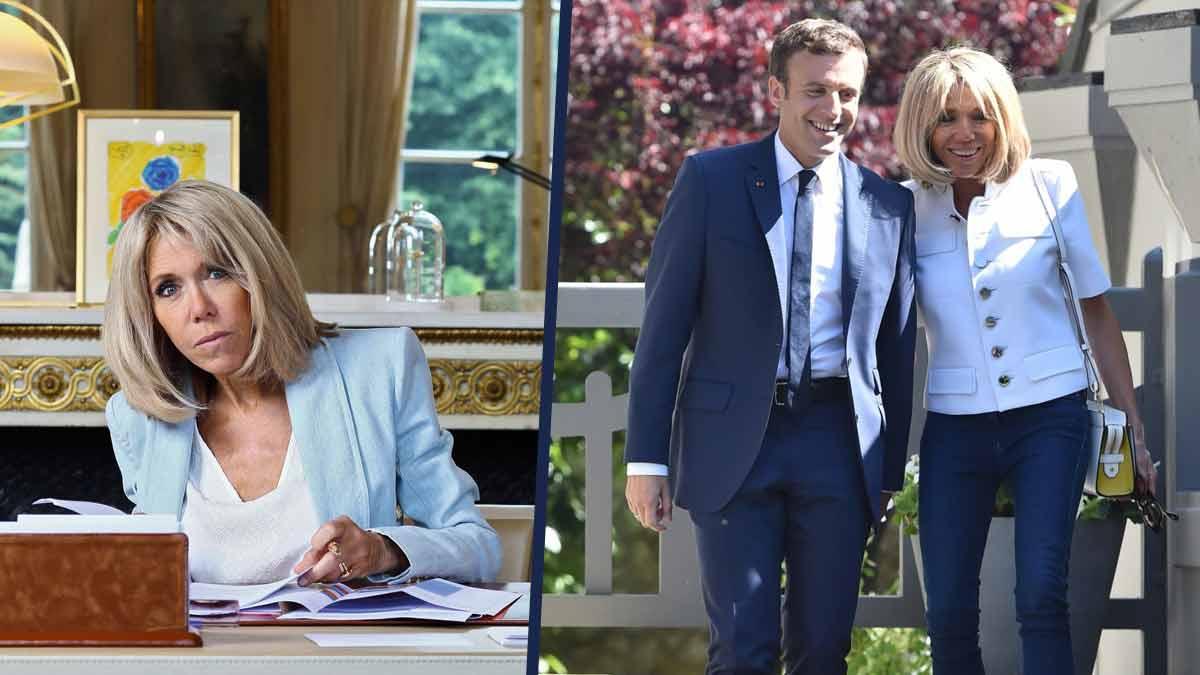 Révélations sur Brigitte Macron et les 48 000 euros de bonus annuel longtemps méconnu !