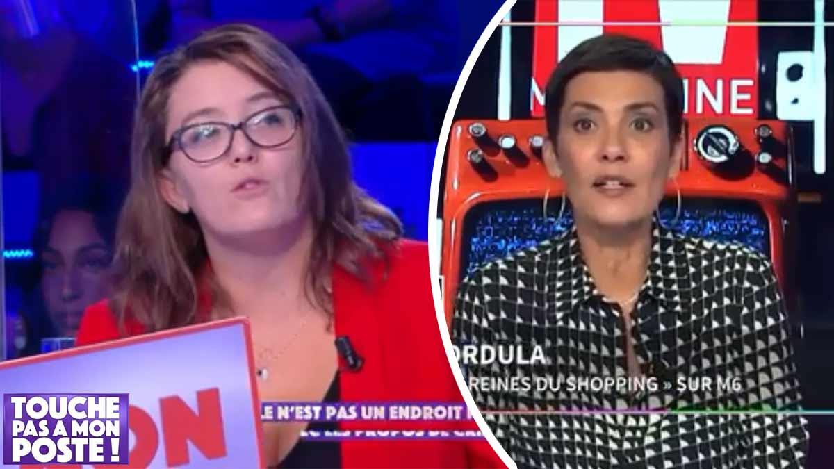 TPMP : Cristina Cordula s'est fait violemment clasher par Emilie Lopez !