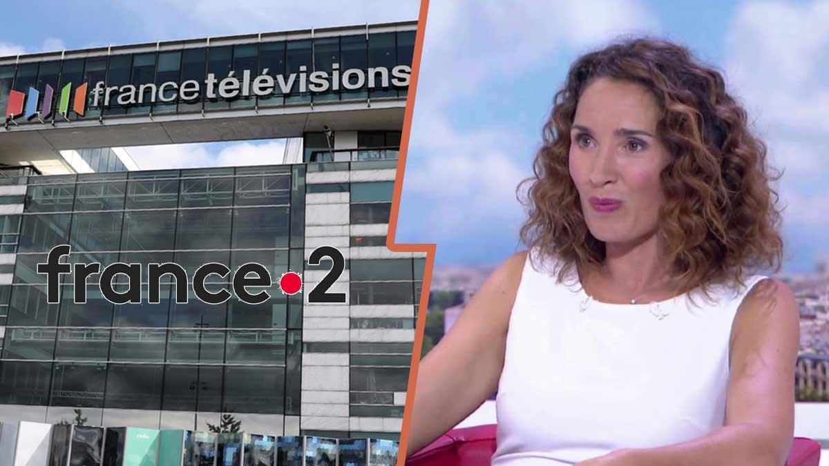 Départ précipité de Marie-Sophie Lacarrau de France 2 : son ex-patron tient des propos virulents contre la journaliste !