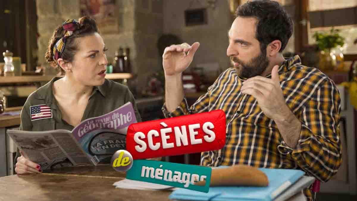 Emma et Fabien (Scènes de ménages): ce début de romance très original !