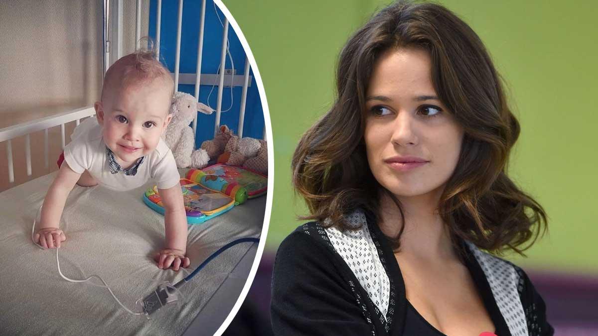 Frappée par la terrible maladie d'un bébé de sa famille Lucie Lucas (Clem ) livre un message très émouvant !