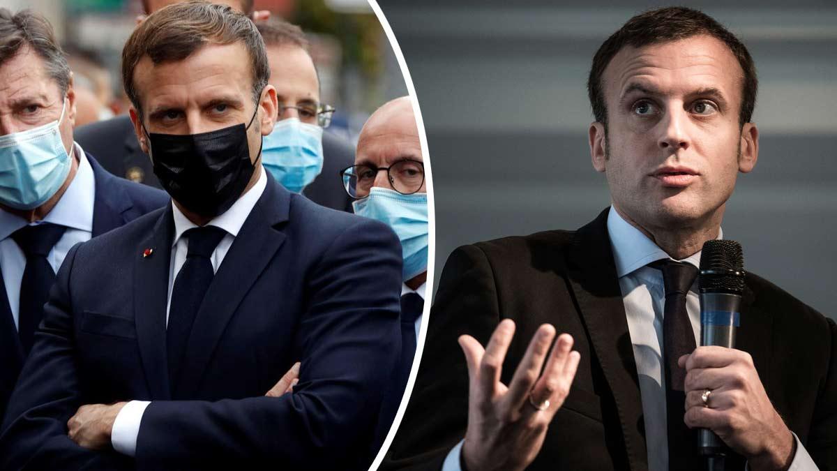 """""""Les Français ne savent pas qui je suis"""" : D'un calme olympien en public Emmanuel Macron n'hésite pas à se lâcher en coulisse !"""