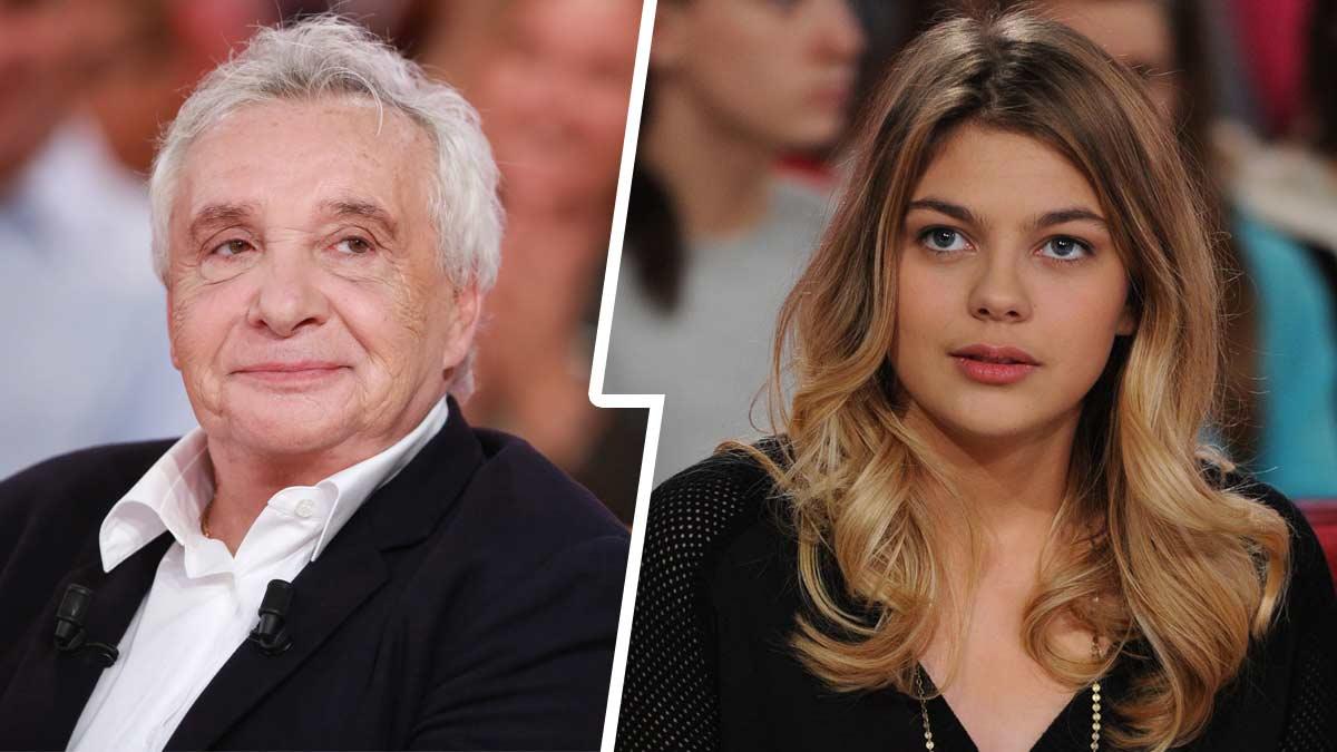Michel Sardou : cette pique très amère du chanteur à Louane !