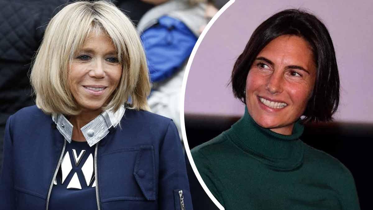 Alessandra Sublet : cette nouvelle mission au service de Brigitte Macron !