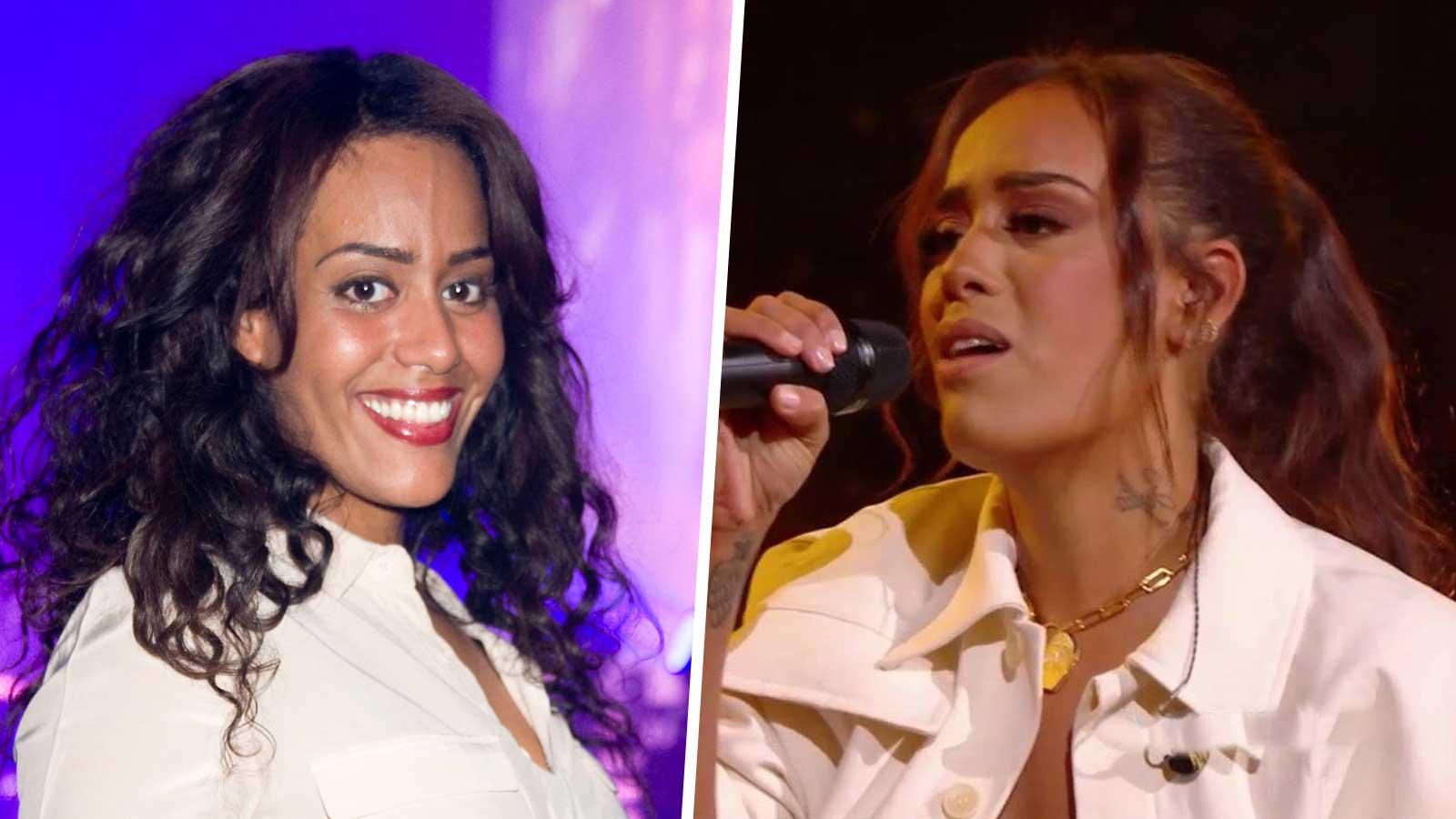 Amel Bent : l'énorme bévue de la chanteuse lors du Téléthon !