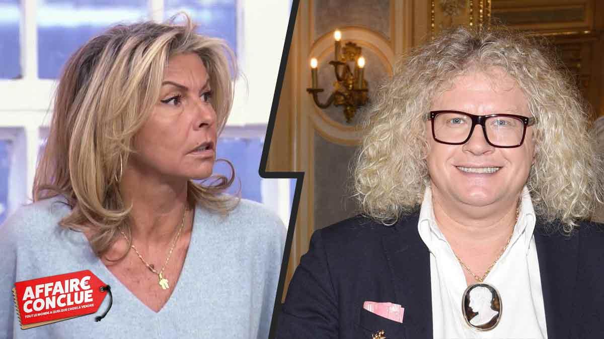 Caroline Margeridon explique enfin pourquoi elle a « définitivement tiré un trait » sur Pierre-Jean Chalençon !