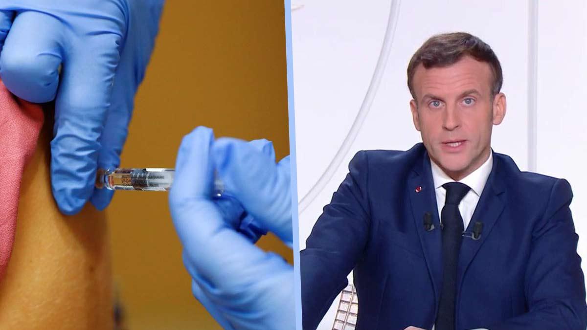 Cette mesure drastique d'Emmanuel Macron à quelques jours de la campagne de vaccination contre le Covid-19 !