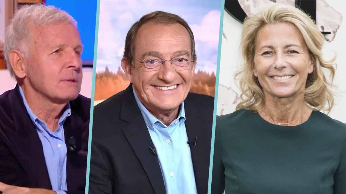 Départ de Jean-Pierre Pernaut : ces étonnantes réapparitions de Claire Chazal et Patrick Poivre d'Arvor sur TF1 !