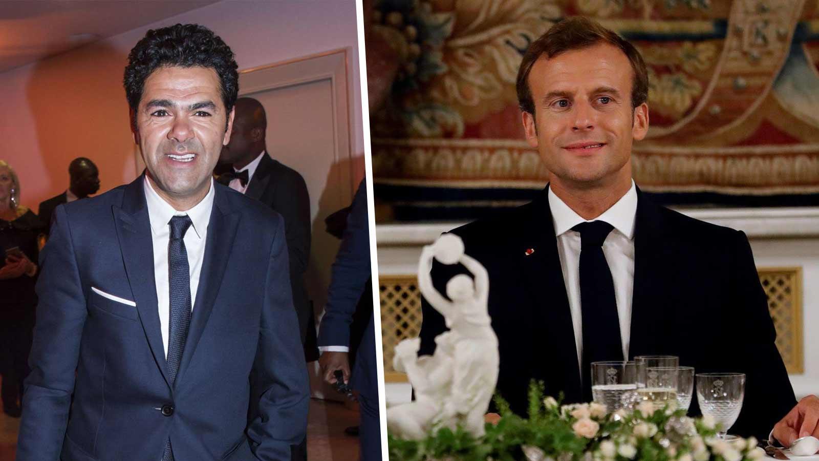 Emmanuel Macron : Jamel Debbouze somme le président de « fermer (sa) gueule » au cours d'un dîner !