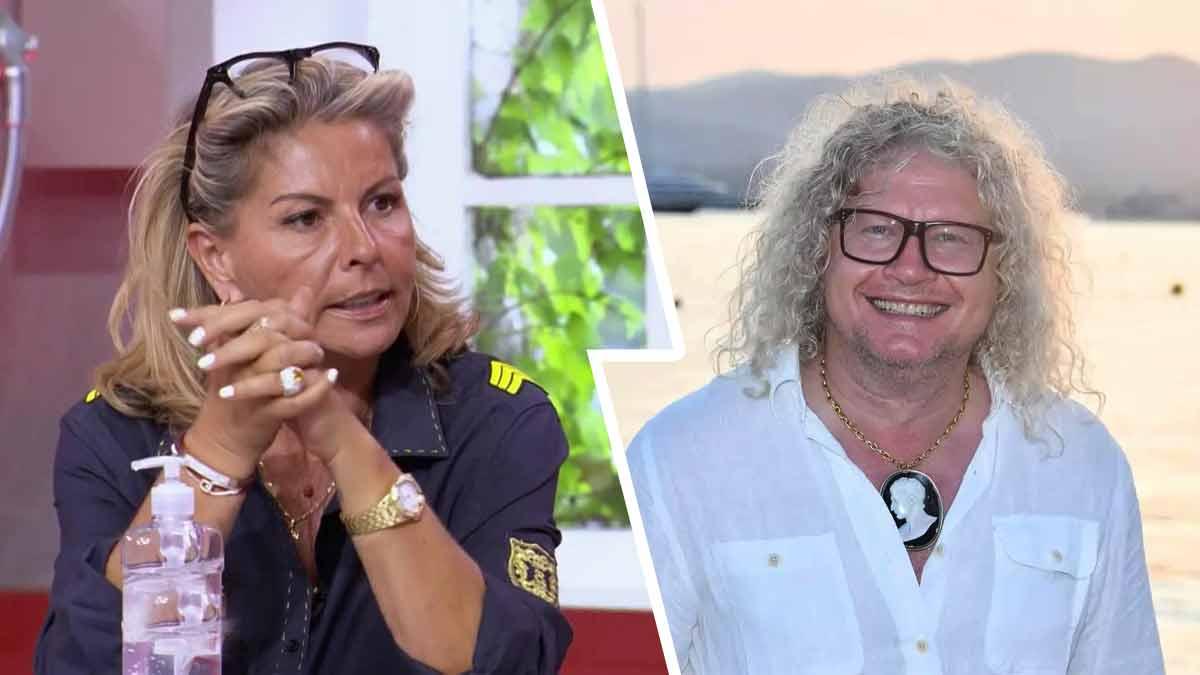 Entre Caroline Margeridon et Pierre-Jean Chalençon il n'y a plus d'amitié possible !
