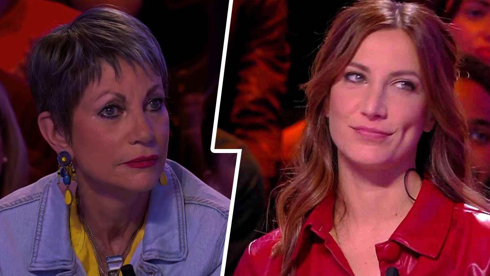 Isabelle Morini-Bosc VS Tiffany Bonvoisin : les deux chroniqueuses règlent leur compte en direct de TPMP...C'est très CASH !