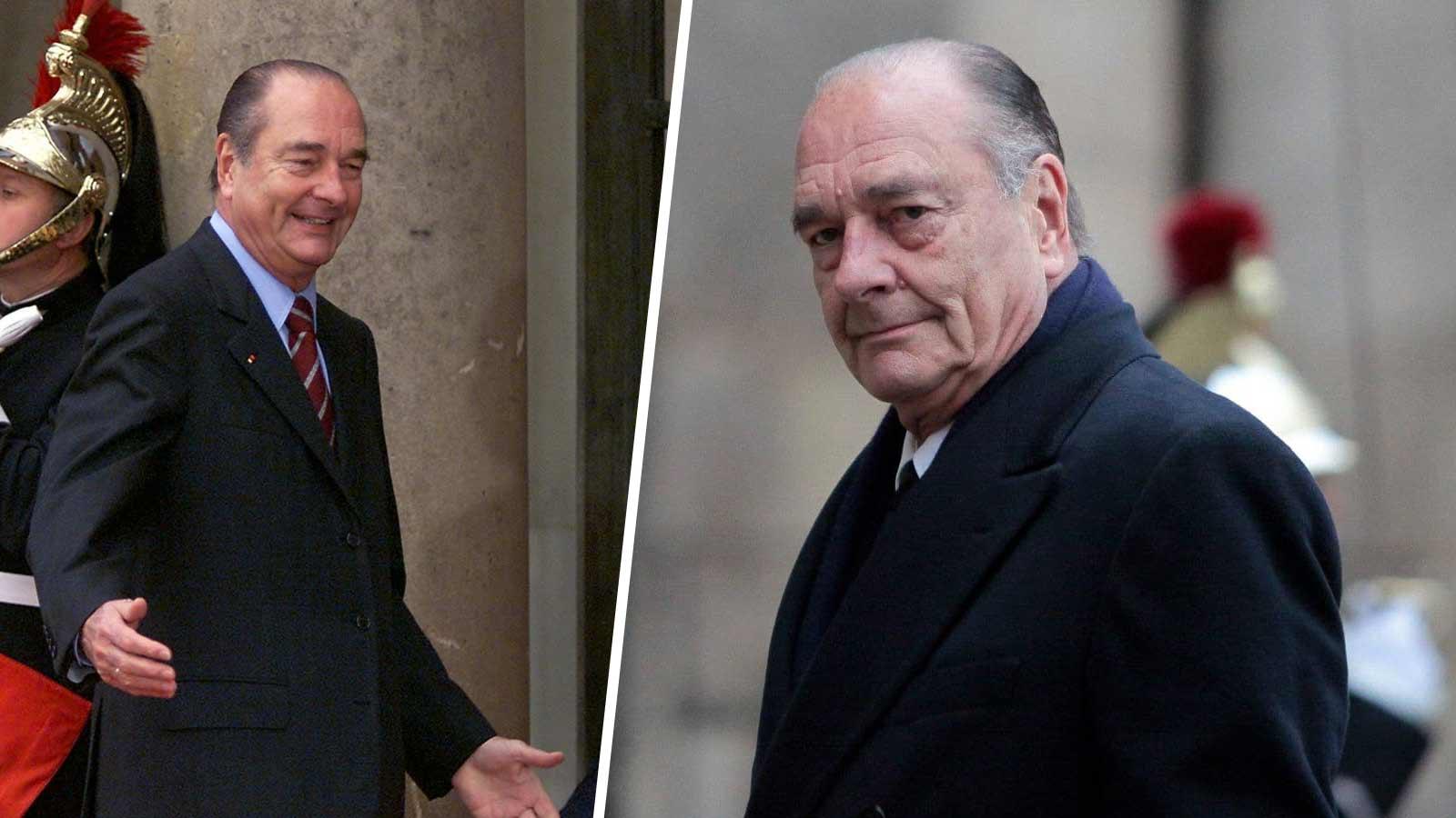 Jacques Chirac entretenait plusieurs maîtresses à la fois !