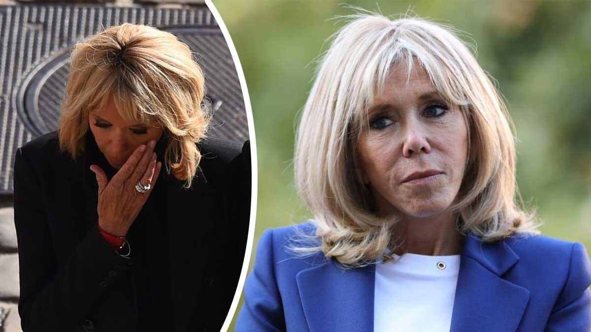 """""""Je suis rongée par la tristesse(…) et tous les jours je pleure »: ce message très poignant de Brigitte Macron !"""