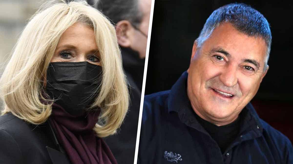 Jean-Marie Bigard lance encore l'une de ses fléchettes empoisonnées et tire sur Brigitte Macron en visant son âge…