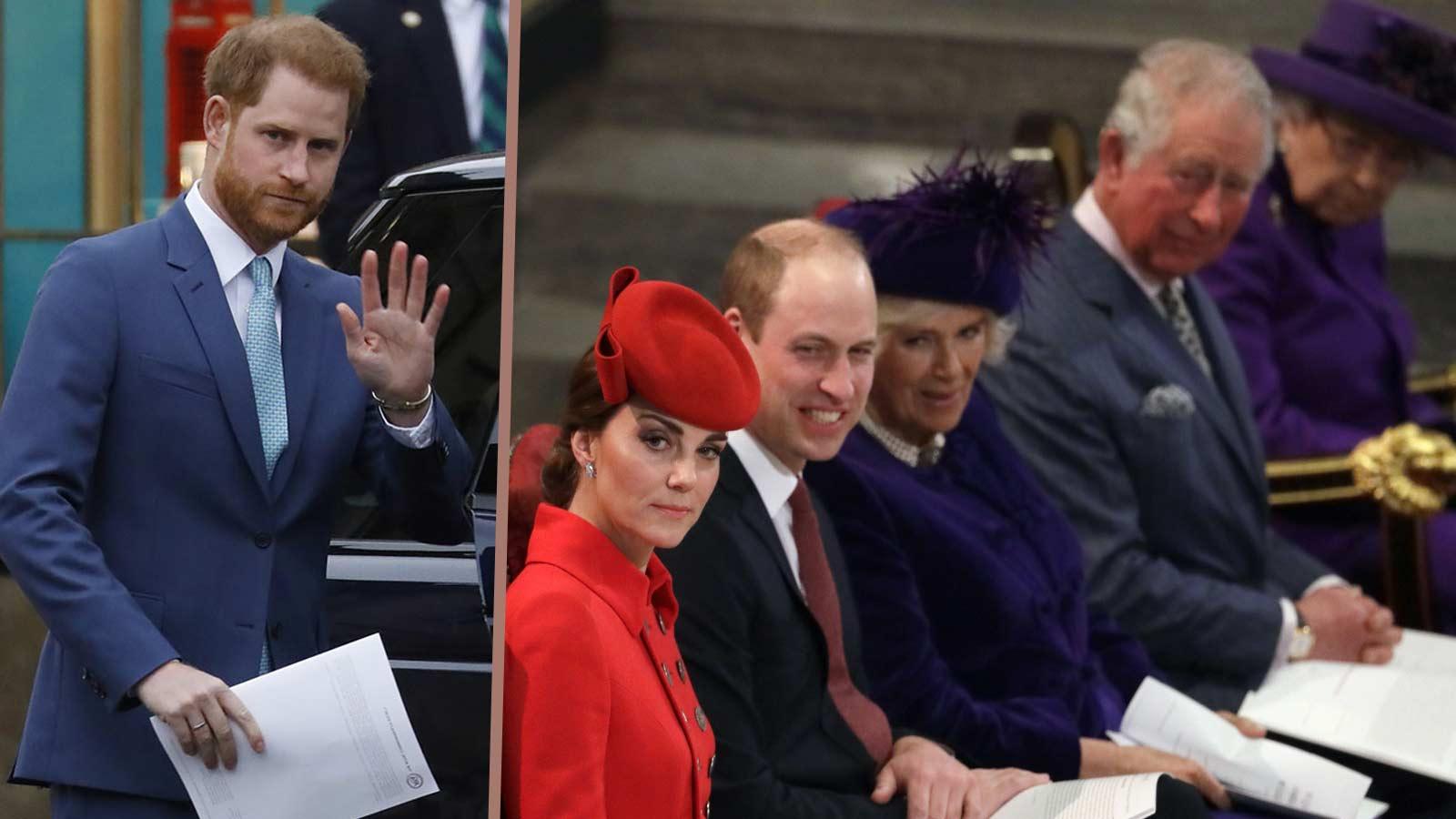 Le prince Harry pointé du doigt de court-circuiter la Couronne britannique. Ce communiqué qui en dit long !