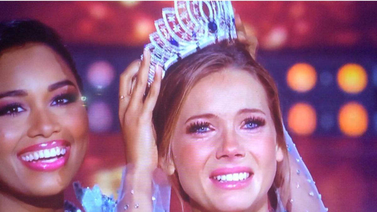 Miss France 2021 : le sacre d'Amandine Petit Miss Normandie !
