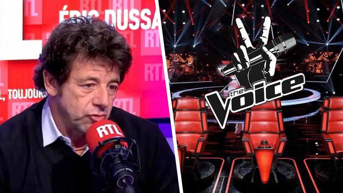 Patrick Bruel s'en prend aux jurys de The Voice et c'est violent !
