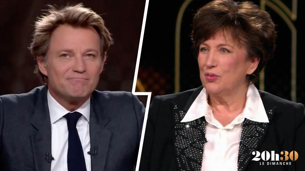 Roselyne Bachelot recadre sèchement Laurent Delahousse et le traite sans vergogne de « pervers » !