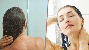 Se laver les cheveux sous la douche : pourquoi est-ce fortement déconseillé par les experts ?