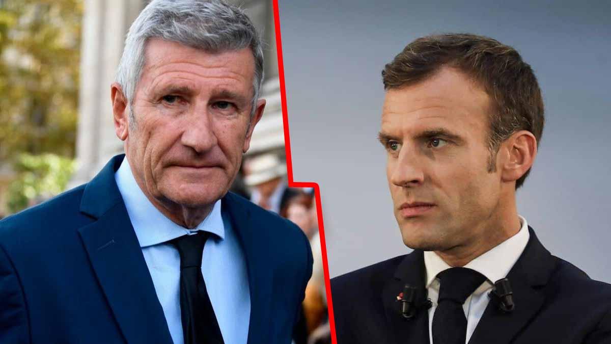 Emmanuel Macron fin « manipulateur » ? : ce violent règlement de compte avec son ex-allié de taille Philippe de Villiers.