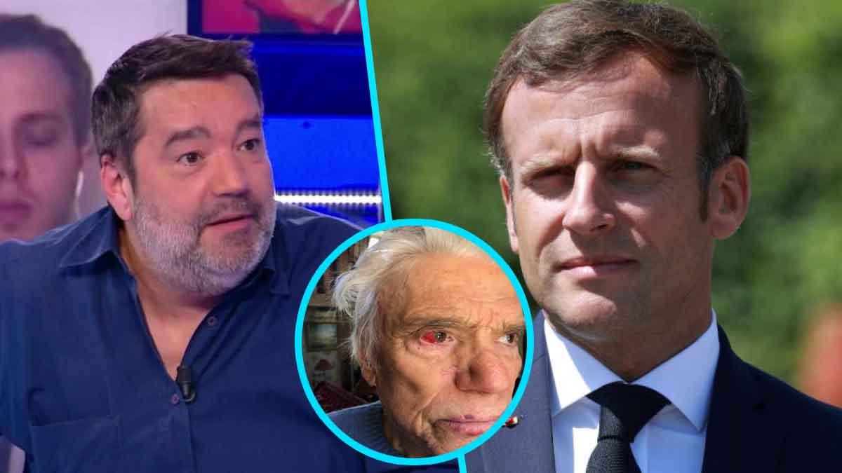 Stéphane Tapie dévoile en direct de TPMP une grosse révélation sur Emmanuel Macron après l'agression et cambriolage de Bernard Tapie
