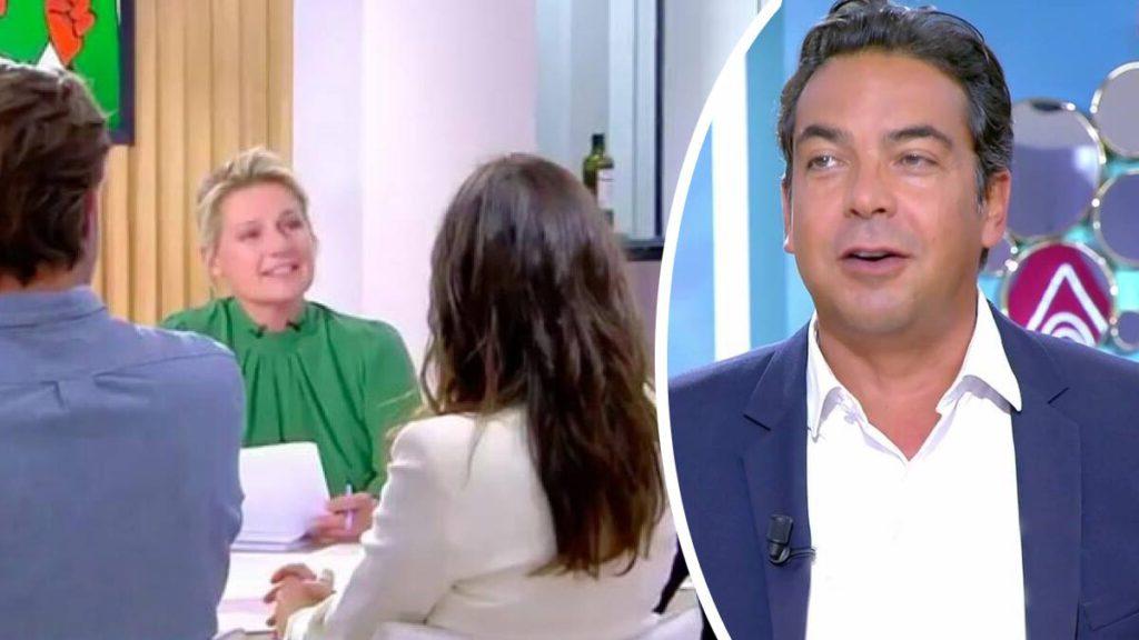Anne-Elisabeth Lemoine: ses confidences surprenantes sur sa relation très intime avec Patrick Cohen !
