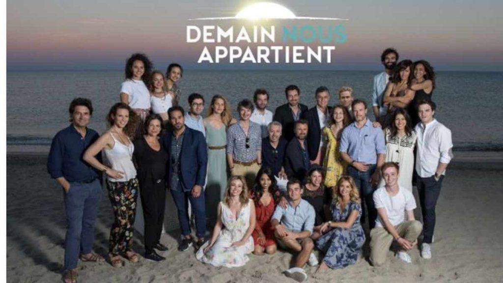 Demain nous appartient (TF1) clash ! Un comédien de la série sur le départ.