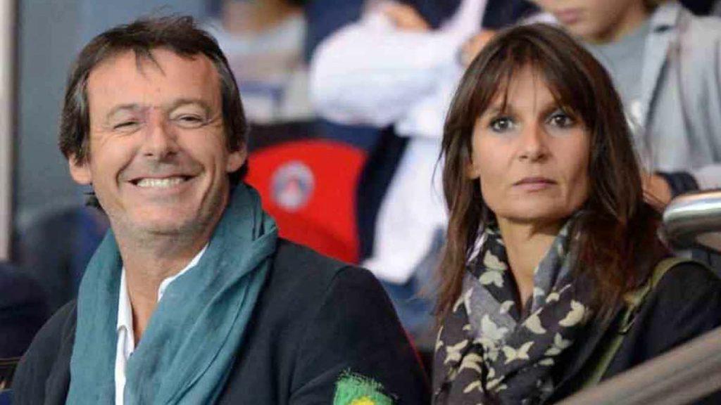 Jean-Luc Reichmann: en décolleté XXL, sa femme Nathalie Lecoultre embrase la Toile !