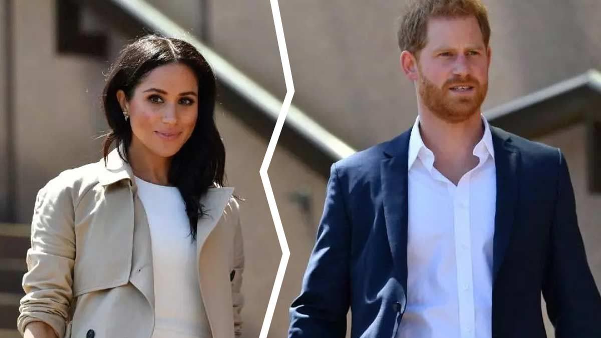 le prince Harry et Meghan Markle au bout de leur histoire