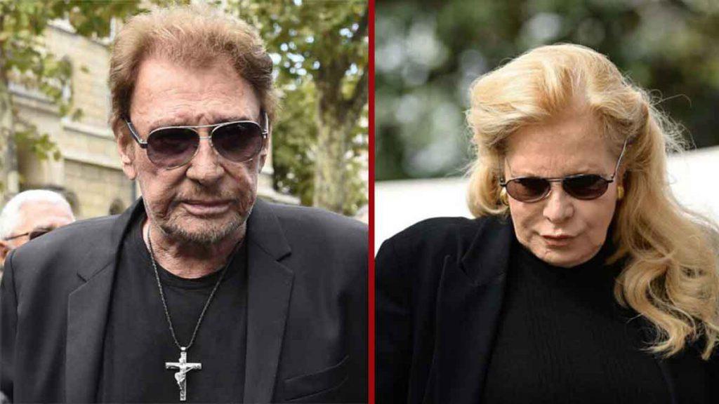 Michel Sardou balance sur Johnny Hallyday et Sylvie Vartan !