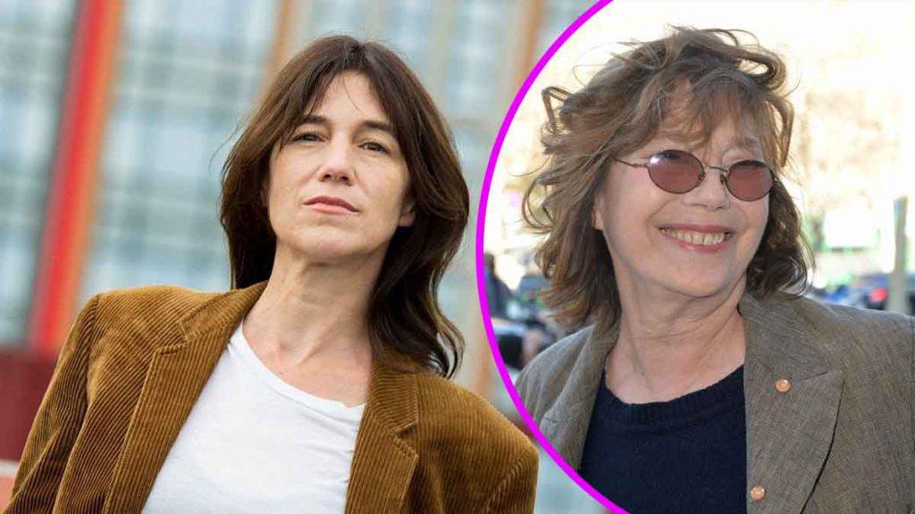 Jane Birkin et Charlotte Gainsbourg, victimes d'un terrible AVC !