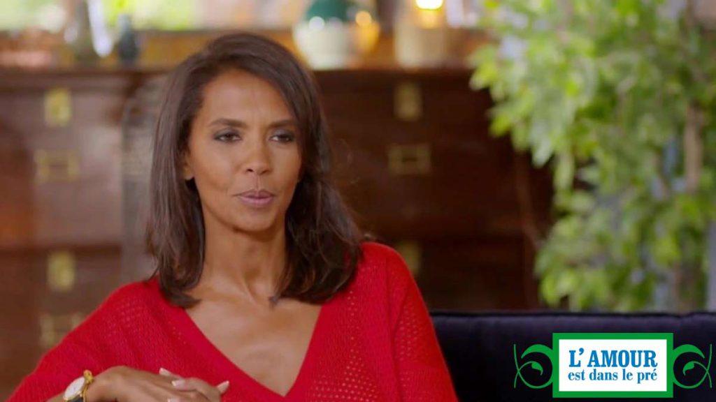 L'amour est dans le pré : Karine Le Marchand craque face au décolleté XXL d'une candidate !